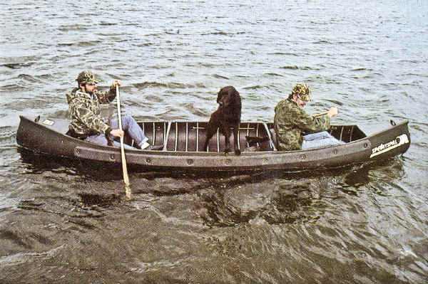 Castlecraft Sportspal Double End Canoe Double Ended