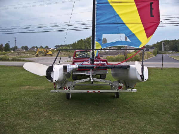 Hobie Cat Getaway For Sale